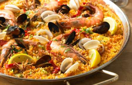 From Barcelona: 4-Hour Paella And Tapas Cooking Experience In A Small Group