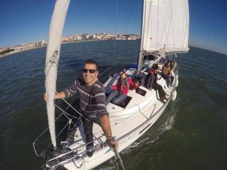 Portuguese Wine Tasting On A Sailing Boat In Lisbon