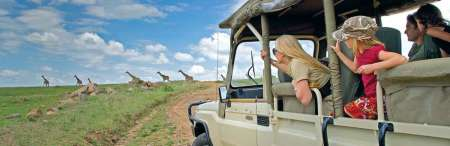 3-Day Semi Luxury Safari In Tanzania