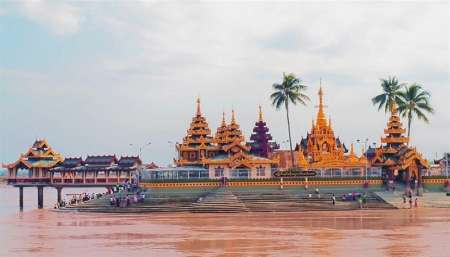 From Yangon: Full-Day Tour To Explore To Syriam, Thanlyin