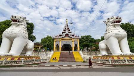 Half-Day Tour To Explore The Mandalay Hill & Around, Myanmar