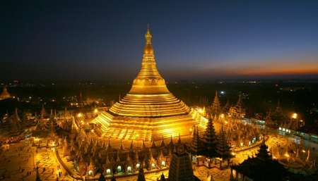 Yangon: 3-Hour Sunrise Tour In Shwedagon Temple With Typical Breakfast