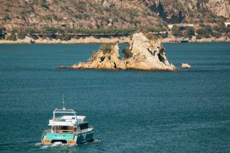 Arrábida 3-Hour Private Catamaran Tour