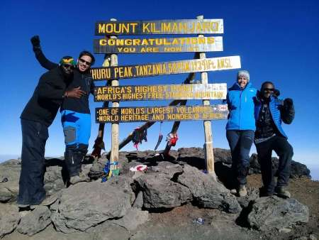 12-Day Expedition At Full Moon To The Summit Of Kilimanjaro & Meru On August 2019