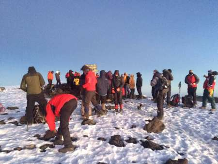 7-Day Adventure Trip To Climb Mount Kilimanjaro On The Marangu Route