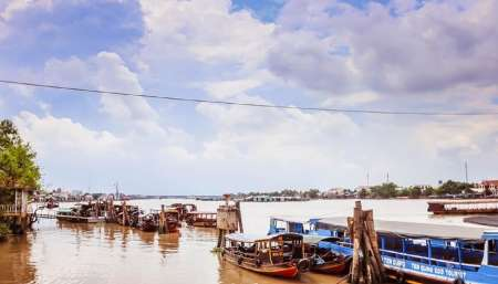 Vietnam 5-Day Trip: Ho Chi Minh City, Cu Chi, My Tho And Can Tho