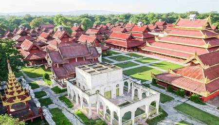 Mandalay: Half-Day Tour To Explore The Last Royal Palace In Myanmar