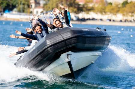 Porto: Speed Boat Tour In Douro River