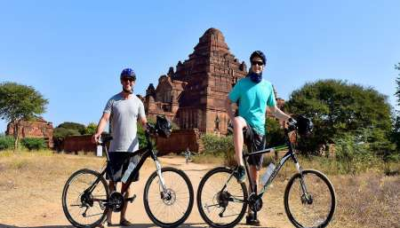 Mandalay: Full-Day Bike Tour To Mingun, Sagaing And Amapura