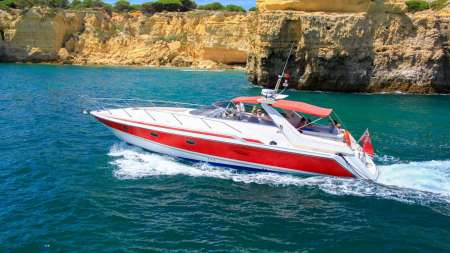 Private Yacht Charter In Albufeira For 3 Hours