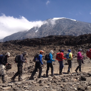 8-Day Tour To Climb The Kilimanjaro Through The Machame Route