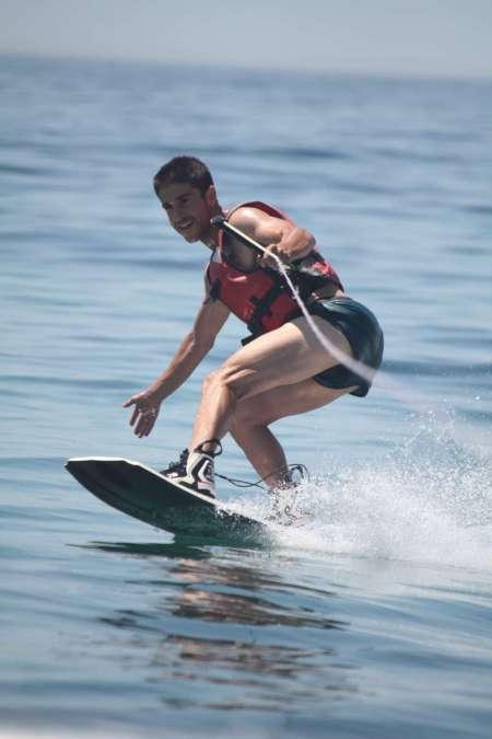 Wakeboard Experience In Armação De Pêra Beach