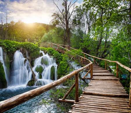 From Split: Full-Day Tour To Plitvice Lakes