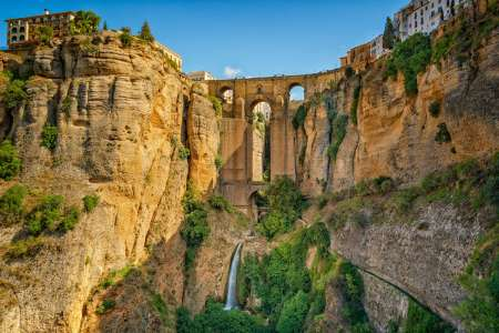 Private Trip To Ronda From Malaga