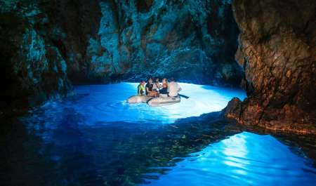Blue Cave & Hvar Tour From Split
