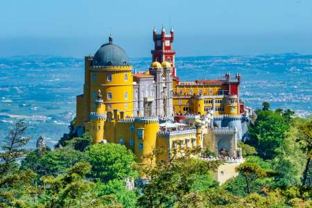 Sintra 1-Day Ticket For Hop On Hop Off Tour