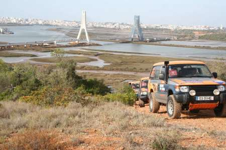 From Portimão: Self Driven 7-Hours Jipe Safari In Monchique