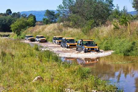 From Portimão: 7-Hours Jipe Safari In Monchique With Driver