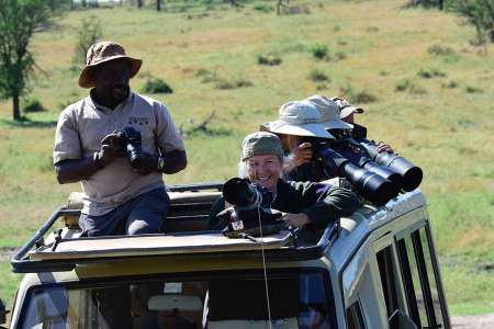 7-Day Scenic Safari In Tanzania's National Parks
