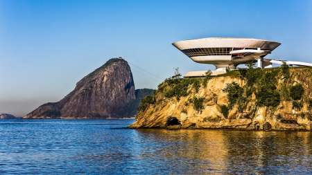 Rio De Janeiro: Visit The Museums Of Modern And Contemporary Art In Rio And Niteroi