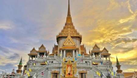 Bangkok 2-Day Temples Tour