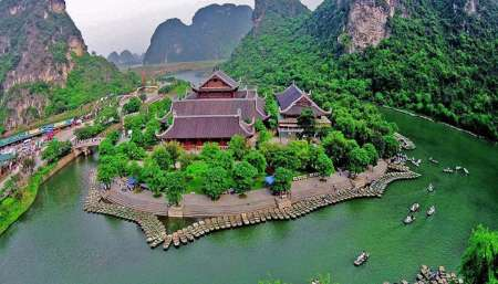 From Hanoi: Full-Day Tour To Bai Dinh And Trang An