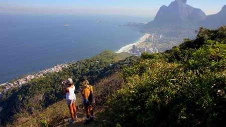 Rio De Janeiro: Trail On The Dois Irmãos Hill & Visit To Vidigal Favela