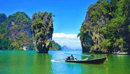 5-Tägiger Ausflug In Die Bucht Von Phuket Und Phang Nga