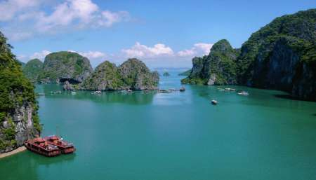 From Hanoi: Full-Day Tour To The Halong Bay With Cruise And Lunch Included
