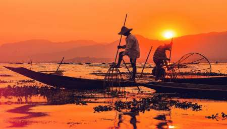 Private Half-Day Boat Tour Of The Inle Lake