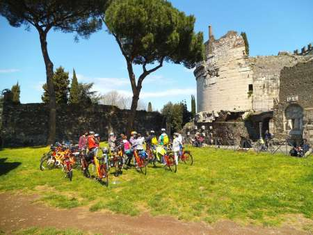 Rome: 3-Hour Guided Bike Tour In The Appian Way