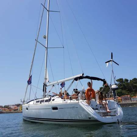 Lisbon: 4-Hour Private Party On Sailing Boat