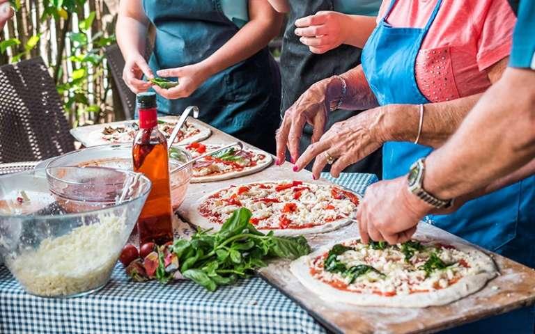 Cours De Cuisine Italienne A Sorrente Experitour Com