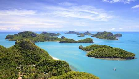 Full-Day Tour Of The Best Of Activities In Mu Koh Ang Thong National Park, Surat Thani