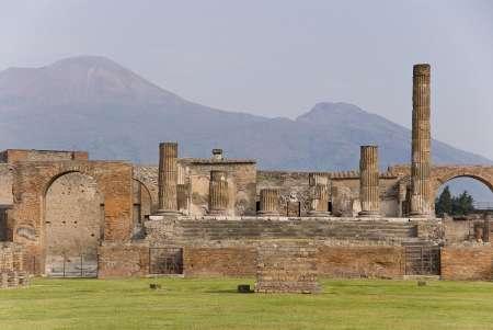 Ruinen von Pompeji