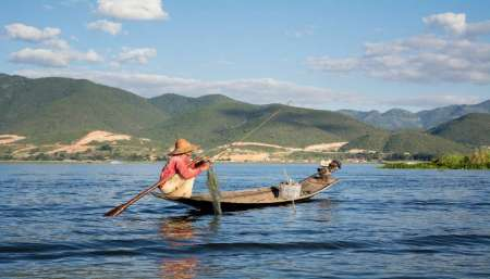Full-Day Bike Tour To Explore The Villages Around Inle Lake
