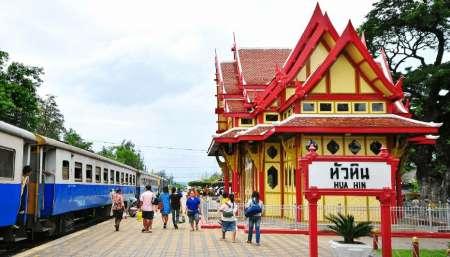 Viagem De 5 Dias À Cidade De Hua Hin E A Phetchaburi
