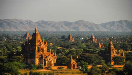 Full-Day Bagan Introduction Tour