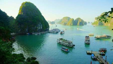 Full-Day Private Tour In Halong Bay, Vietnam