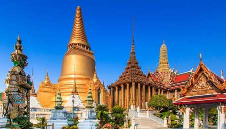 Full-Day Temples Tour In Bangkok