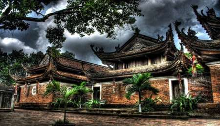 Full-Day Private Tour To Duong Lam And The Chua Tay Phuong Pagodas