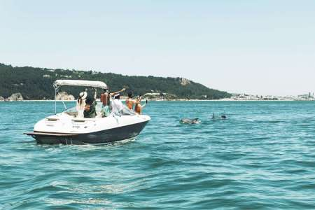 Setúbal: 3-Hours Private Motorboat Tour In Arrábida