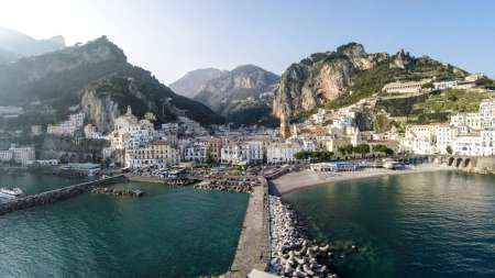 From Naples: Amalfi Coast Private Full-Day Tour