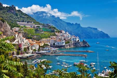 From Sorrento: Full-Day Tour To Amalfi And Ravello