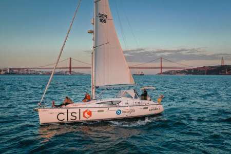 Lisbon: Tagus River Private Sailboat Tour