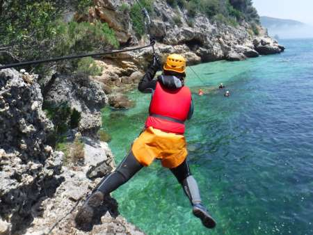 4-Hour Coasteering Tour In Arrábida Natural Park