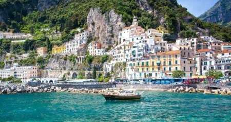 Amalfi Coast Full-Day Boat Tour