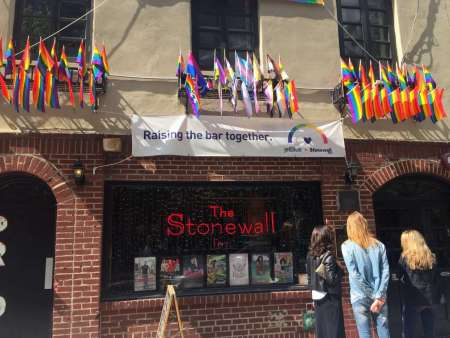 Pride Tours New York City's Walking Tour