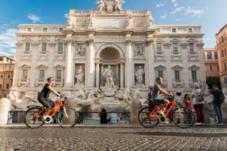 Rome 3-Hour Highlights Bike Tour