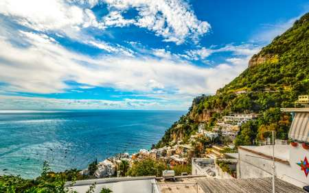 From Sorrento: Half-Day Private Positano Tour